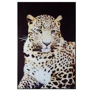 Cuadro de Leopardo 2,5 x 80 x 120 cm