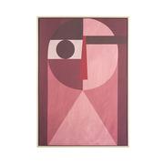 Cuadro Abstracto en Lienzo 4 x 70 x 100 cm