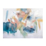 Cuadro Abstracto Blue Oleo 4 x 90 x 120 cm