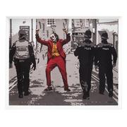Cuadro Impreso Joker en Papel 6 x 103 x 83 cm