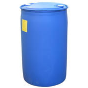 Bidón de Plástico con 2 Bocas Azul Usado 58,1 x 94 cm