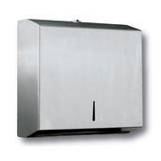 Dispensador Papel Cuadrado Inox. Modelo DPCI-15000
