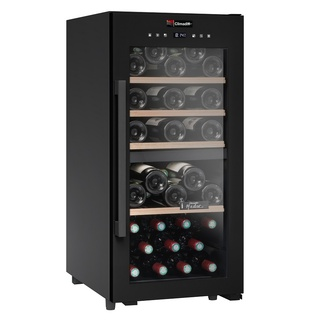 Vinoteca doble Temperatura 41 botellas Climadiff CD41B1