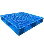 Palet Azul Compacto Superficie Rejada Usado 100 x 100 cm
