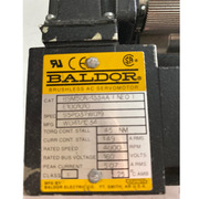 Baldor sin Escobillas AC Servo Motor BSM50N-2SPLFF / BI-300-00002 Rev 3