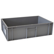Caja de Plástico Norma Europa Usada 40 x 60 x 17 cm