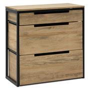 Mueble Multiusos Industrial ECO Cajón Superior Cajón Medio y Cajón Inferior