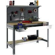 Mesa de Trabajo en Kit SimonWork BT3 Box 3 Estantes