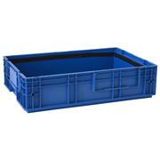 Caja Plástica Usada Cerrada 40 x 60 x 14,7 cm VDA RL-KLT 6147