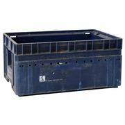 Caja de Plástico Cerrada Usada 40 x 60 x 28 cm VDA C-KLT