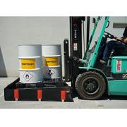 Cubeto de Retención de PVC Móvil 500 litros Ref.EB2