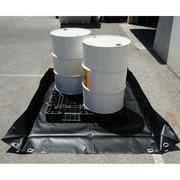 Cubeto de Retención de PVC Móvil 1750 litros Ref.EB5