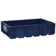 Caja de Plástico Cerrada Usada 40 x 60 x 14,7 cm VDA R-KLT