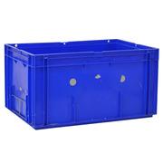 Caja Plástica Usada Galia Odette Azul 40 x 60 x 31,5 cm