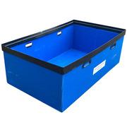 Caja Plástica Usada Azul 59 x 99 x 35 cm