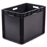 Caja Plástica Eurobox Paredes Lisas 40 x 60 x 45 cm Ref.SPK 6044