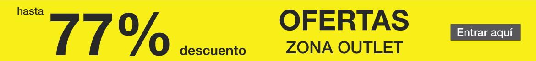 Ofertas Zona Outlet