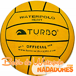 Super Oferta en Balones de Waterpolo Turbo