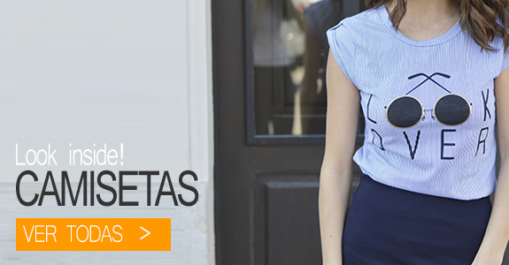 Camisetas de Moda para Mujer