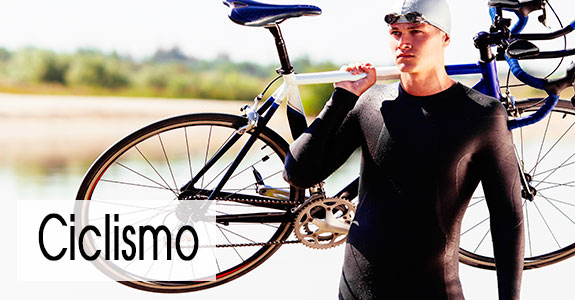 Equipamiento Ciclismo para TriAtletas