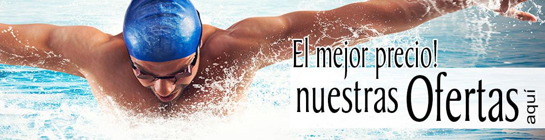 El mejor precio en material deportivo acuatico y de trialton. Nuestras Ofertas.